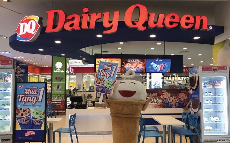 Dairy Queen AEON MALL Hải Phòng Lê Chân