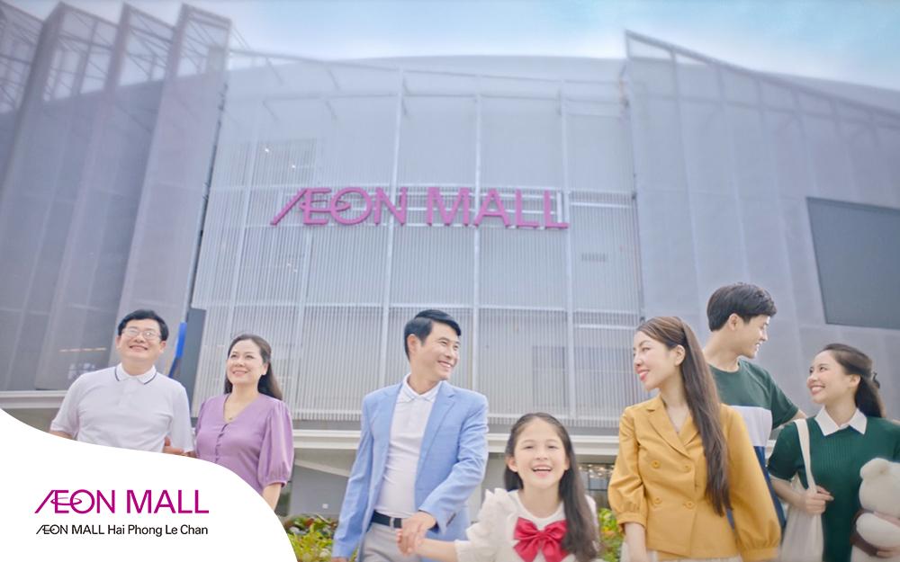 AEON MALL Hai Phong Le Chan -