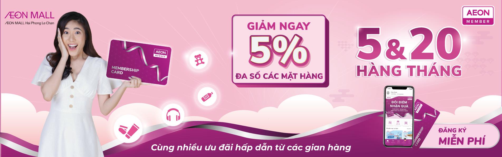AEON Việt Nam Ngày hội thành viên