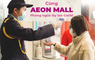 AEON MALL Hải Phòng Lê Chân COVID_19