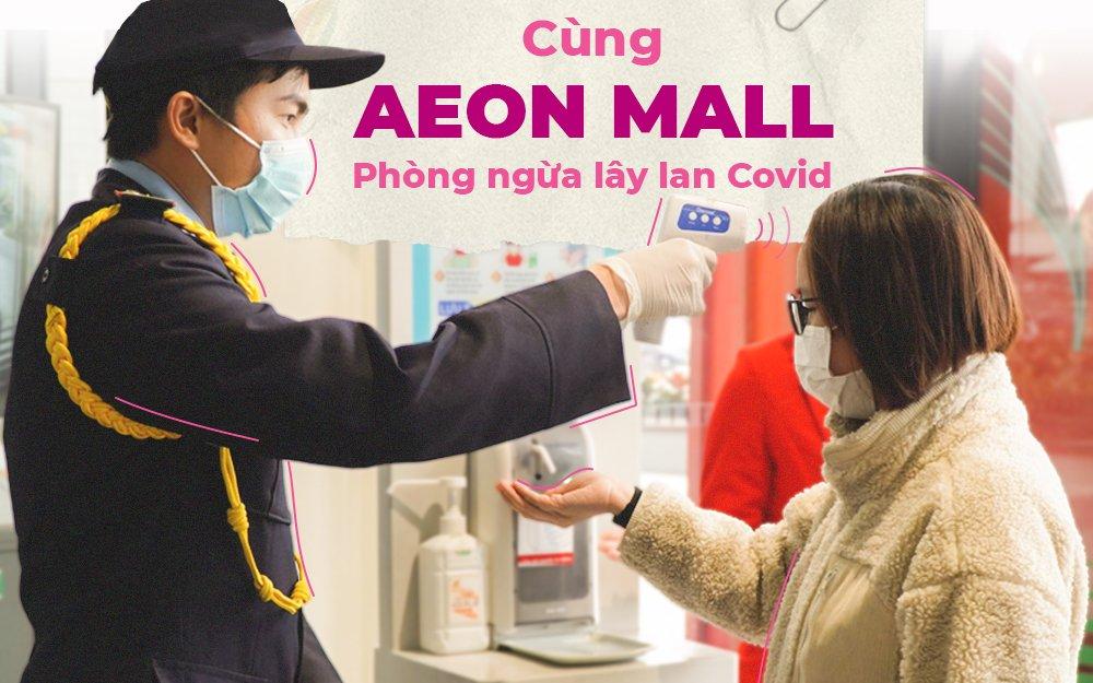 AEON MALL Hải Phòng Lê Chân - TTTM An Toàn
