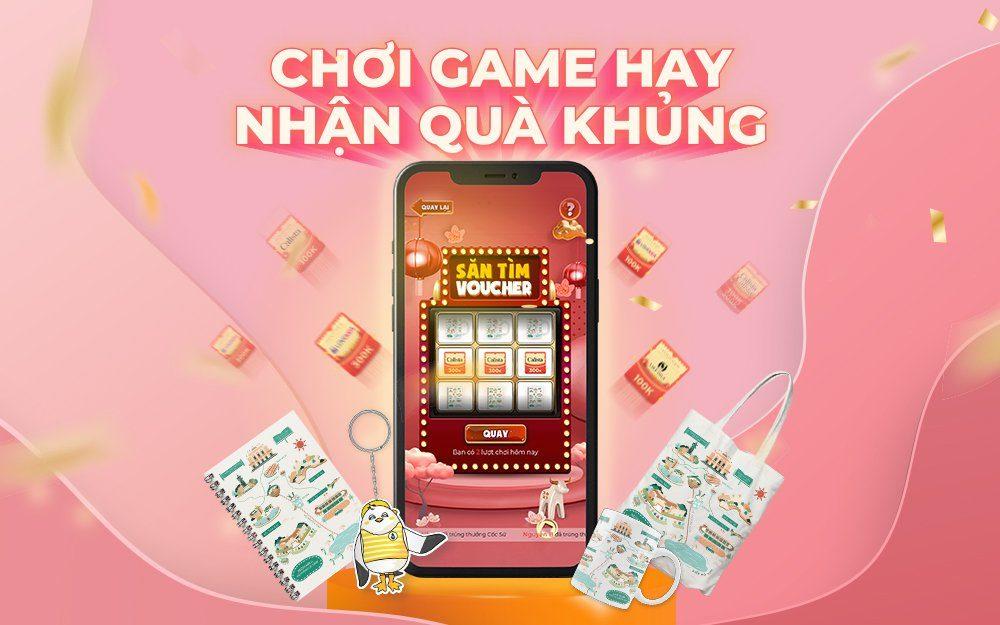 AEON MALL Hải Phòng Lê Chân - Chơi game hay - Nhận quà khủng