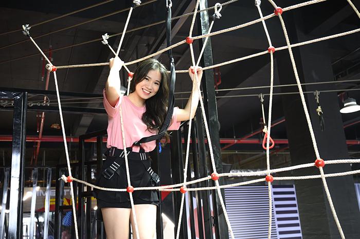 AEON MALL Hải Phòng Lê Chân có gì chơi_Jump Arena