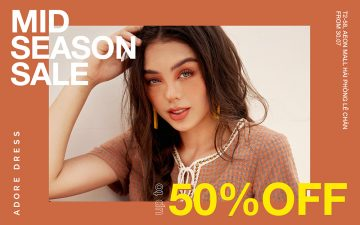 ADORE DRESS | MID-SEASON SALE | UP TO 50% OFF ALL ITEMS