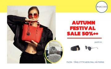 PUCINI | Autumn Festival Sale 50%++