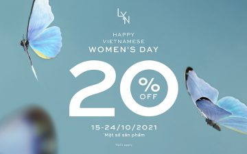 LYN | HAPPY VIETNAMESE WOMEN'S DAY
