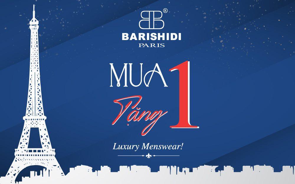 BARISHIDI PARIS | MUA 1 TẶNG 1